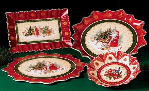 Villeroy And Boch Christmas Crockery Christmas Dinnerware Décor ...