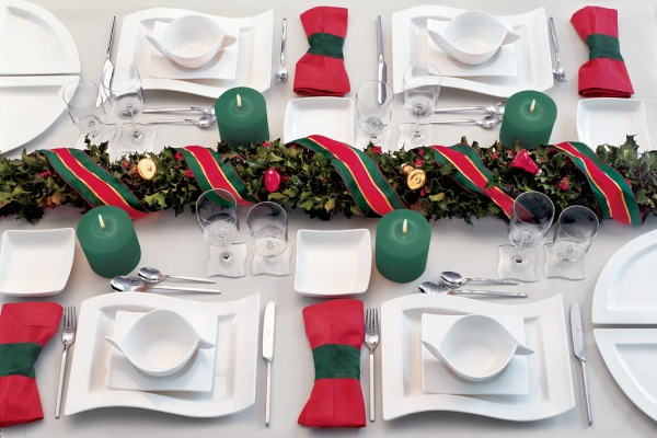 Isabelle von Boch's Holiday Tablescapes