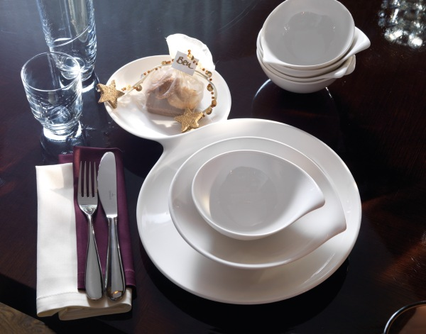 Villeroy & Boch Flow Dinnerware