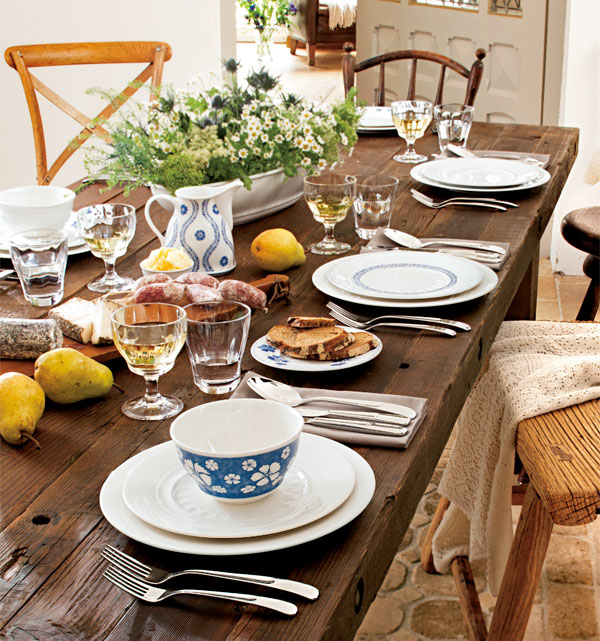 Spotlight: Farmhouse Touch Collection - On the Table