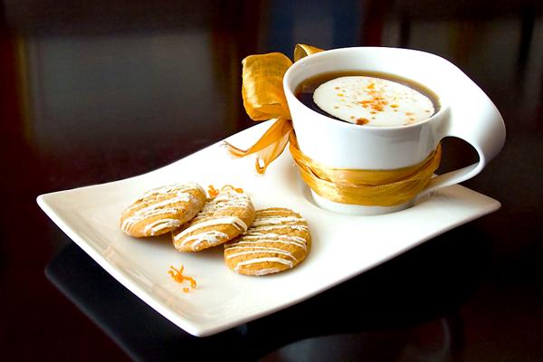 Cocktail Recipe: Spiced Curaçao Coffee