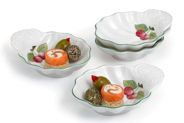 April Contest: Enter to Win French Garden Dip Bowls