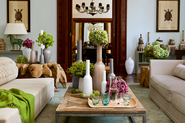 Spotlight: Decorating for Spring