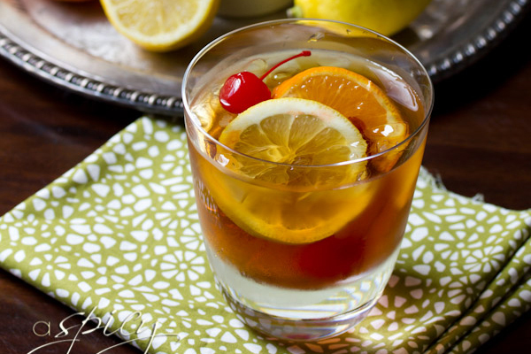 Recipe: The Sweet Tea Old Fashioned