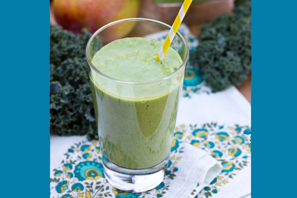 Recipe: The Daylight Savings Green Smoothie