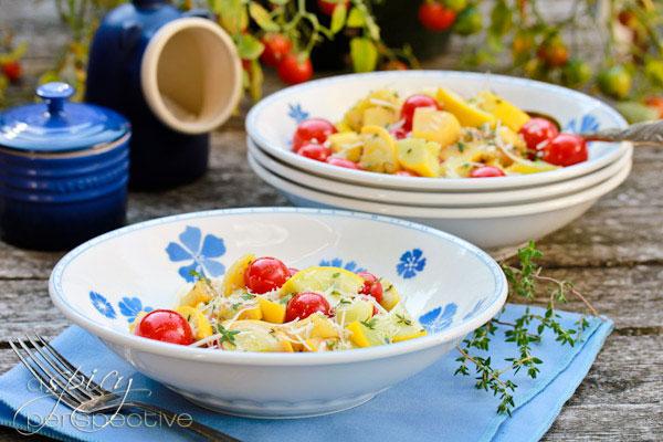Recipe: Summer Squash Salad