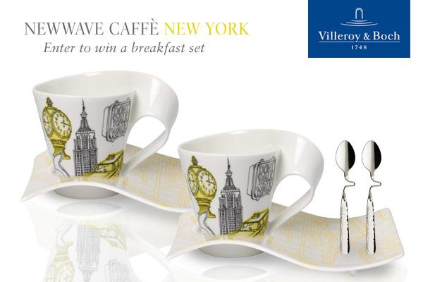 Enter to Win: NewWave Caffè New York