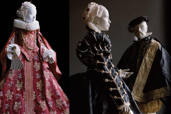 Pulp Fashion with Isabelle de Borchgrave