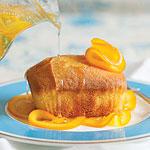 Orange Coconut Syrup Cake Recipe