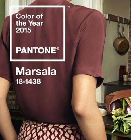 Marsala! PANTONE® Color of the Year Inspires Us Year-Round