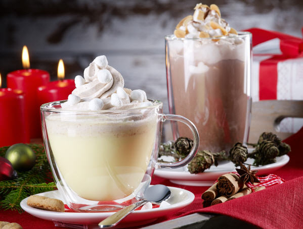 3 Hot Drink Recipes to Enjoy in Your Winter Chalet