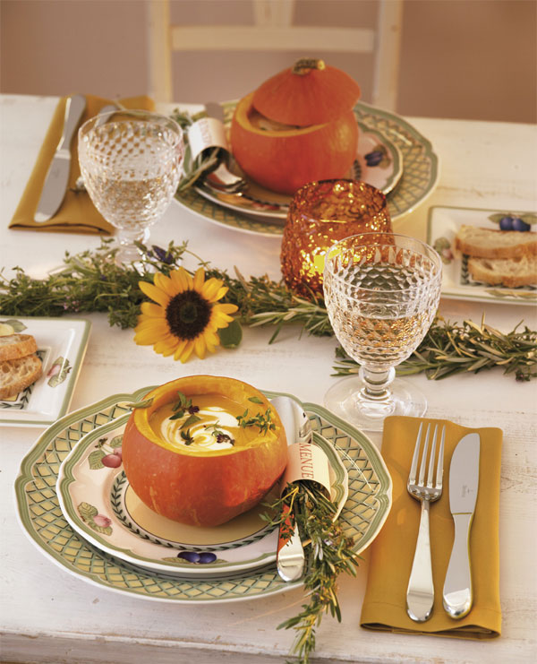 9 Fall Tablescapes We Love