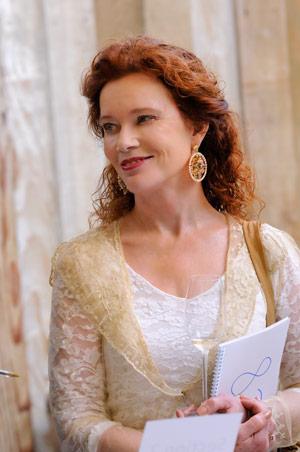 Karen Macneil author of The Wine Bible