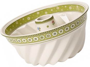 Farmers Spring Large Bundt Cake Baking Dish