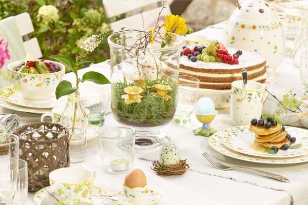 Featured: Villeroy & Boch Spring patterns
