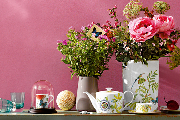 Villeroy & Boch vases