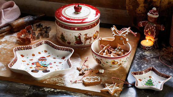 Villeroy & Boch Winter Bakery Delight Collection