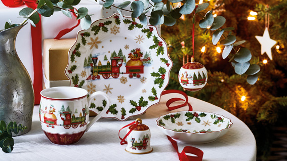 Celebrate Christmas With Villeroy & Boch