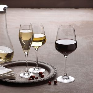 Villeroy & Boch La Divina wine glasses