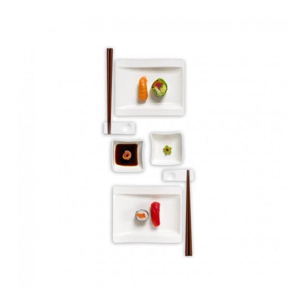 Villeroy & Boch sushi set