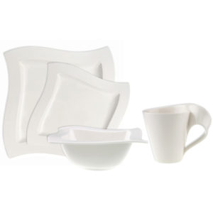 Villeroy & Boch New Wave four-piece set