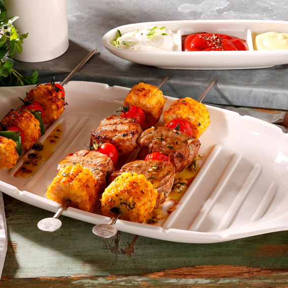 BBQ Passion Kebab Platter