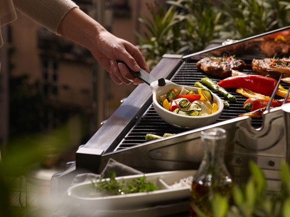BBQ Passion Grill Pan