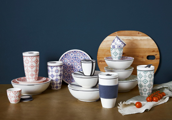 To Go collection by Villeory & Boch