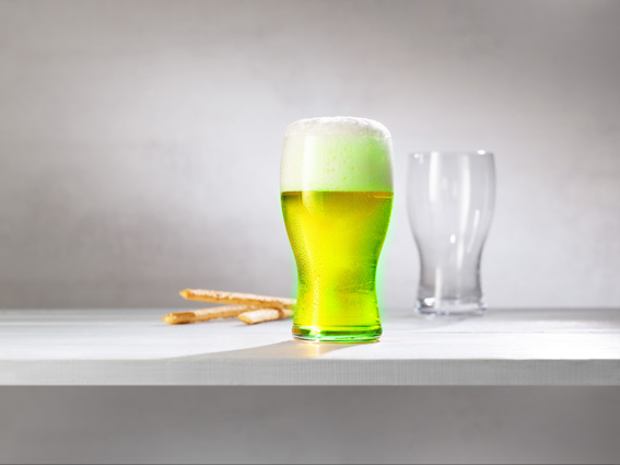 Celebrate St. Patty's With Green Beer!