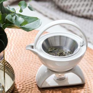 Tea Passion Teapot and Tealight