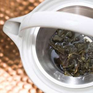 Tea Passion teapot with filter