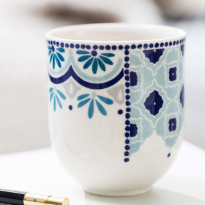 Tea Passion Medina Teacup detail