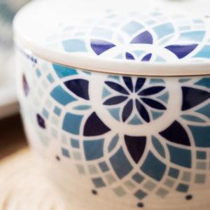 Tea Passion Medina Tea Canister Detail