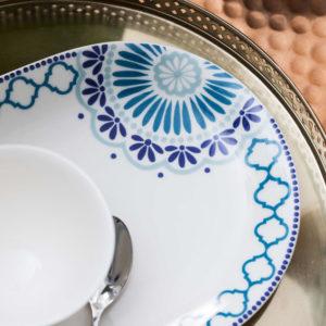 Tea Passion Medina detail